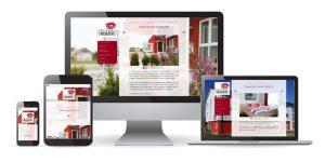 Gästehaus Adler Biberach Webseite