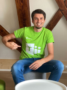 Microsoft Teamsplayer Christian Högerle