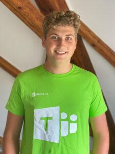 Microsoft Teamsplayer Jakob Ruf