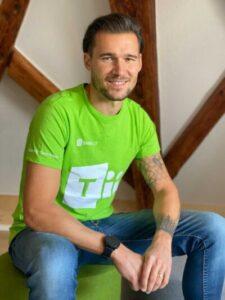 Teamsplayer Tobias Kirchenmaier
