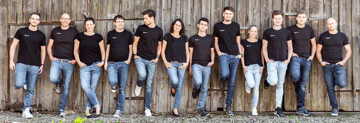 SMART-IT GMBH Team